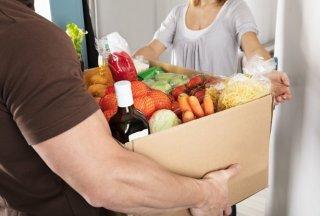 Популярность доставки продуктов на дом продолжает расти