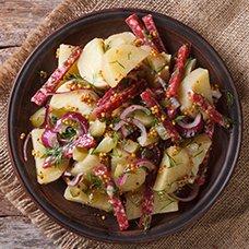 Картофельный салат: рецепты