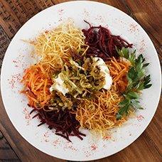 Салат «Чафан»: рецепты