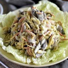 Салат из говяжьего сердца: рецепты