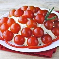 Салат «Красная шапочка» с помидорами и курицей: рецепты