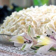 Салат «Невеста» классический: рецепты