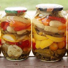 Салат «Огород» на зиму: рецепты, подготовка к консервации