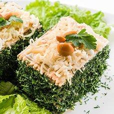 Салат с языком: рецепты