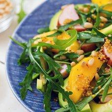 Салат с манго: рецепты