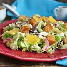 Салат с пекинской капустой и сухариками: рецепты