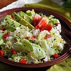 Салат с пекинской капустой: рецепты