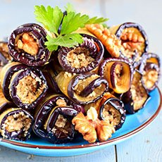 Салат «Тещин язык» из баклажанов: 7 рецептов