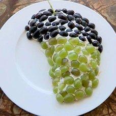 Салат «Виноградная гроздь»: рецепты