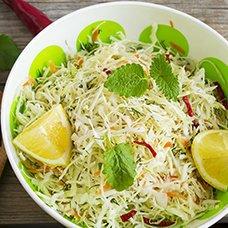 Рецепты салата «Витаминный» из капусты и моркови