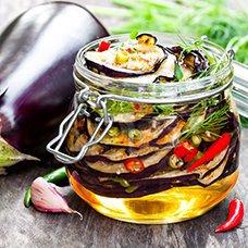 Салаты из баклажанов на зиму: рецепты вкусных заготовок