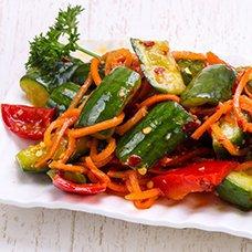 Салат на зиму из огурцов и моркови: рецепты вкусных заготовок