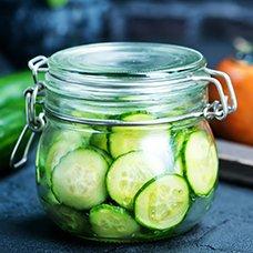 Салат из огурцов на зиму без стерилизации: рецепты домашних заготовок