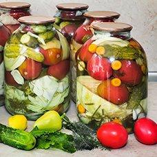 Салат на зиму из огурцов, перца и помидоров: рецепты