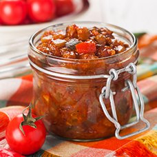 Салат на зиму из помидоров с луком: рецепты