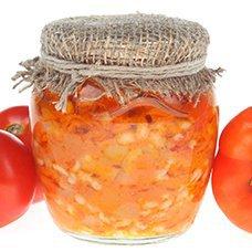 Салат из помидоров с рисом на зиму: рецепты