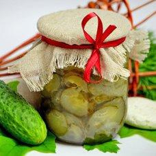 Салат «Нежинский» из огурцов на зиму: рецепты
