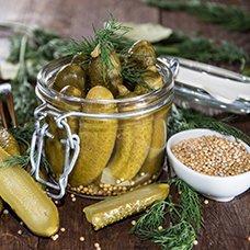 Салаты из огурцов на зиму с горчицей: рецепты
