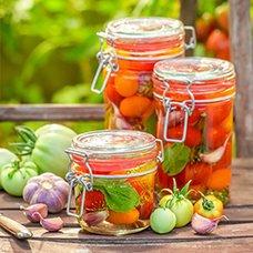 Салаты на зиму из помидоров без стерилизации: рецепты домашней консервации
