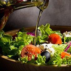 Заправка для греческого салата: рецепты