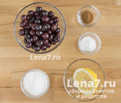 Соус вишневый рецепт с пошагово