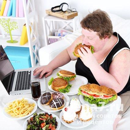 Нарушения пищевого поведения и основные причины переедания