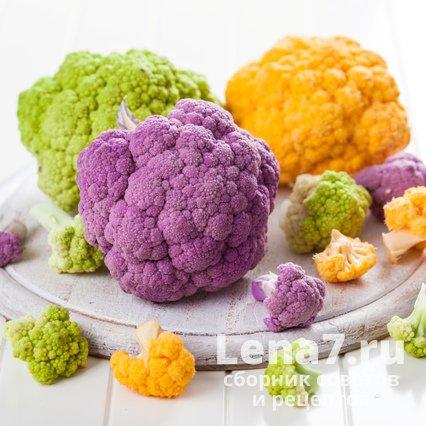 Необычные овощи, которые стоит включить в рацион