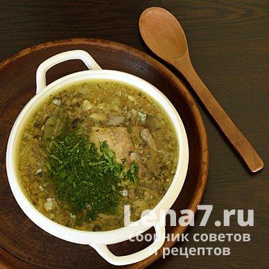 суп с рыбными консервами пошаговый рецепт